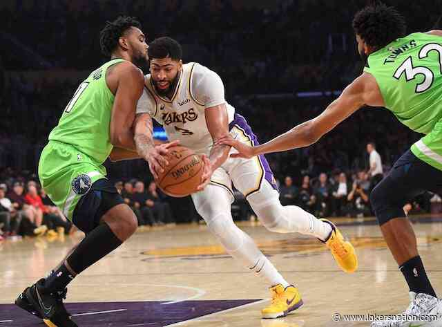 Lakers News: Anthony Davis Named NBA Western Conference Player Of The Week (12/2-12/8)