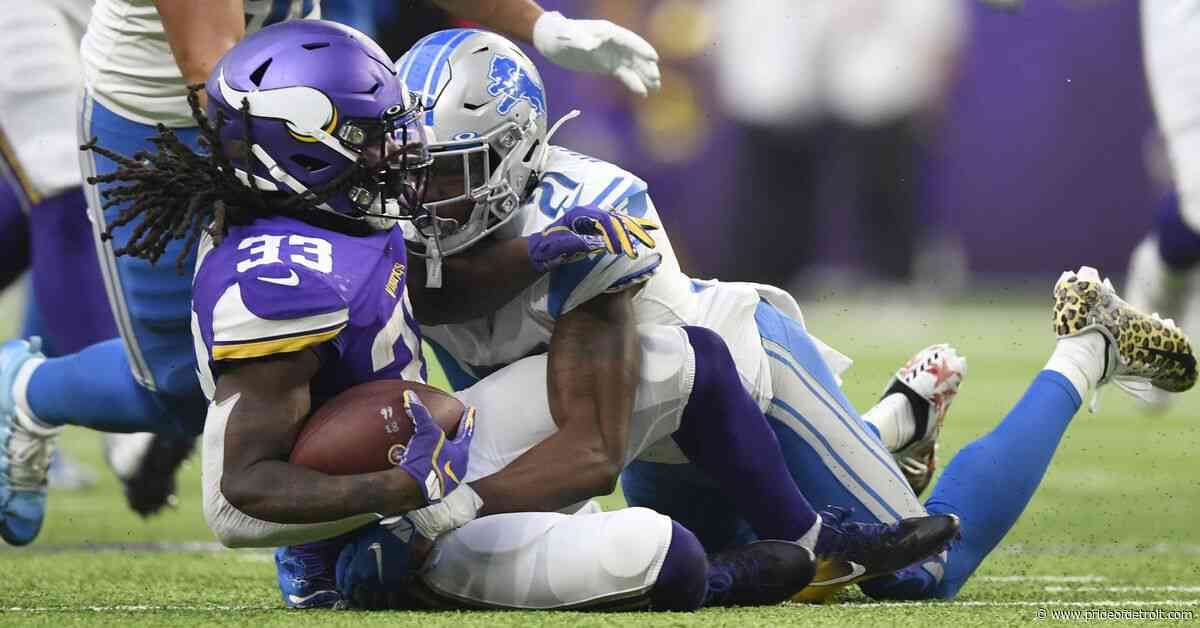 5 Detroit Lions Game Ball candidates vs. Vikings