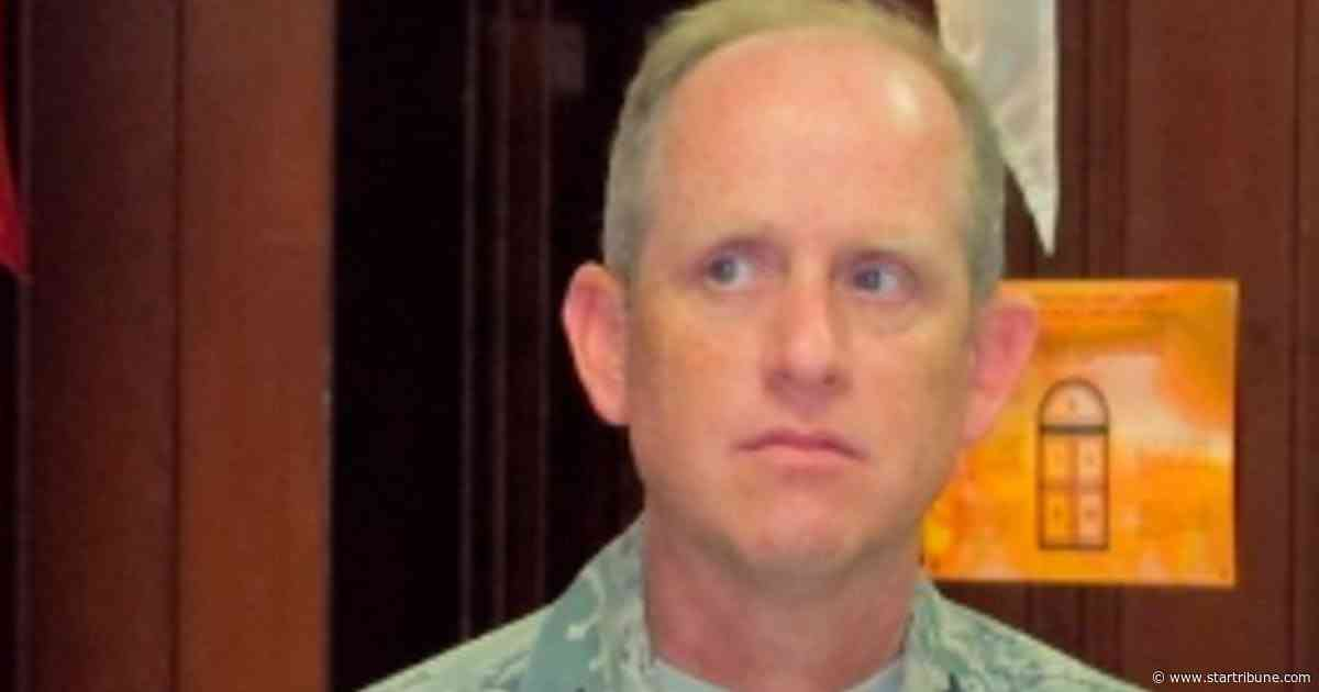 Wisconsin Guard leader resigns in wake of sex assault review