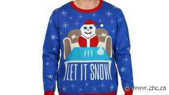 Walmart Canada pulls sweater of Santa with what looks like cocaine