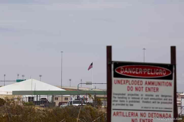 U.S. border arrests dropped again in November amid Trump crackdown on migrant crossers