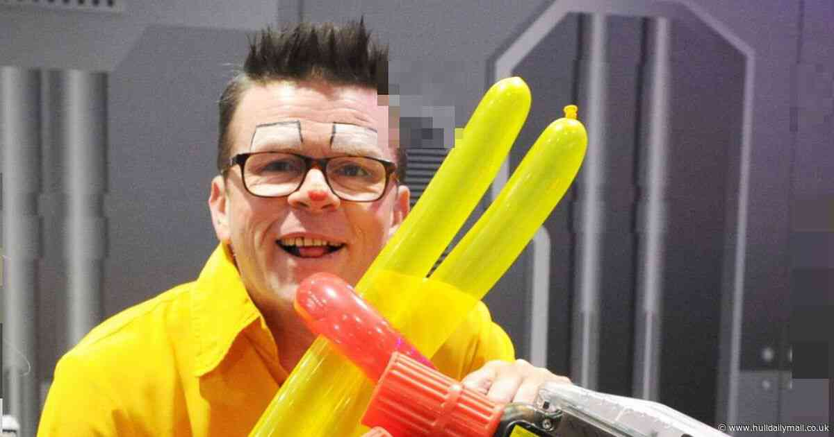Kids entertainer 'Bobby Bubbles' sexually abused child who 'thought she was in love' with him