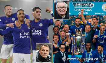 Brendan Rodgers' Leicester City are more fantastic than Claudio Ranieri's title winners