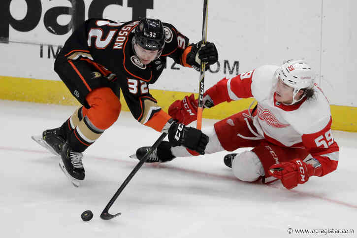How much have the Ducks missed Josh Manson while he's been sidelined?