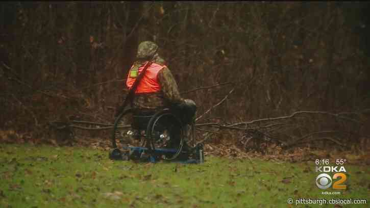 Local Paralyzed Sportsman Finds Freedom In New Wheelchair