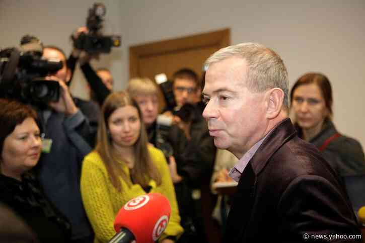 U.S. sanctions Latvian oligarch charged with corruption
