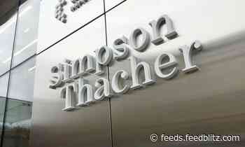 Ericsson's Simpson Thacher Team Resolves FCPA Claims for $1B