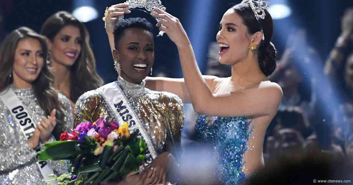 Meet the winner of Miss Universe 2019