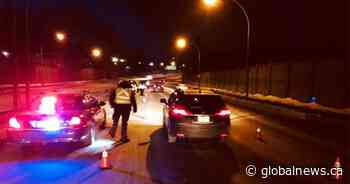 More checkstops for impaired drivers a holiday tradition: Saskatoon police sergeant