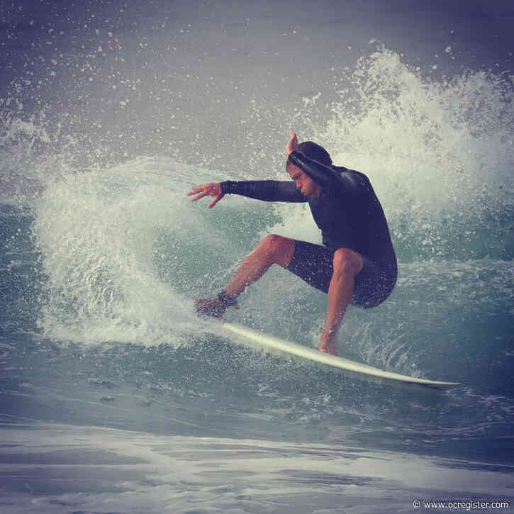 Newport Beach pro surfer battles back from a brain injury and now wants to help others