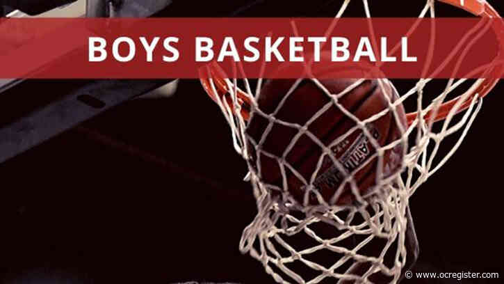 CIF-SS boys basketball polls: Monday, Dec. 9