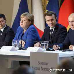 Voor eind van het jaar volledige wapenstilstand in Oost-Oekraïne