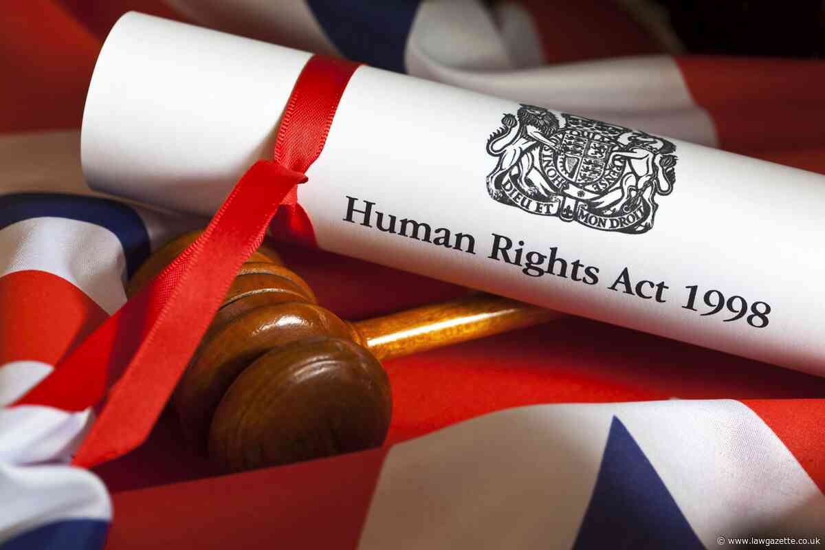 'Dear Party Leaders': last ditch call on Human Rights Act