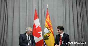 Trudeau speaks with Premier Higgs about potential Fredericton abortion clinic closure