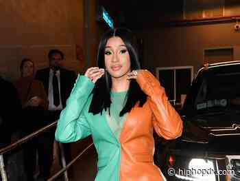 """Cardi B Declares """"I Feel Like People Are Just So Tired Of Me Winning"""""""