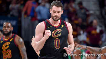 Kevin Love trade rumors: Cavs star prefers move to a contender if dealt, per report, says 'nothing's changed'