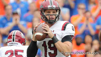 Former South Carolina quarterback Jake Bentley heading to Utah as graduate transfer