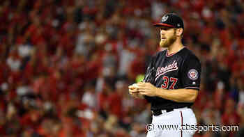 MLB Winter Meetings: Winners and losers from Stephen Strasburg's record contract with the Nationals