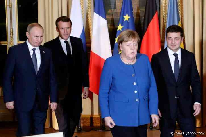 Progress but no breakthrough for Putin, Zelensky at Ukraine summit