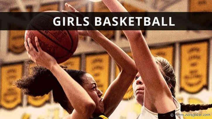 CIF-SS girls basketball polls: Monday, Dec. 9