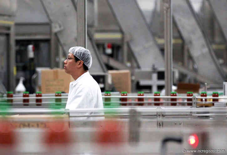 Ireland issues recall for 'exploding' Sriracha from Irwindale's Huy Fong Foods