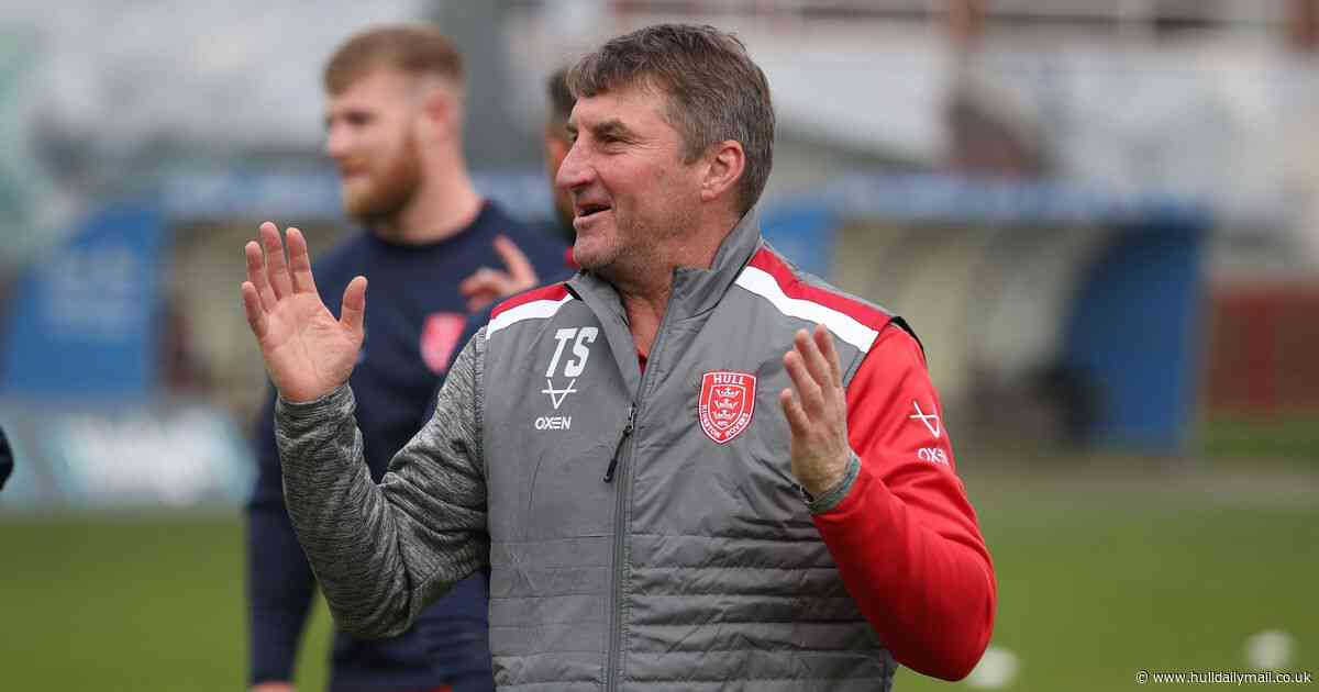 Hull KR heading up the coast after military-style camp falls through