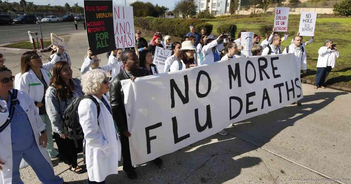 CBP denies access to doctors seeking flu vaccinations for migrant children