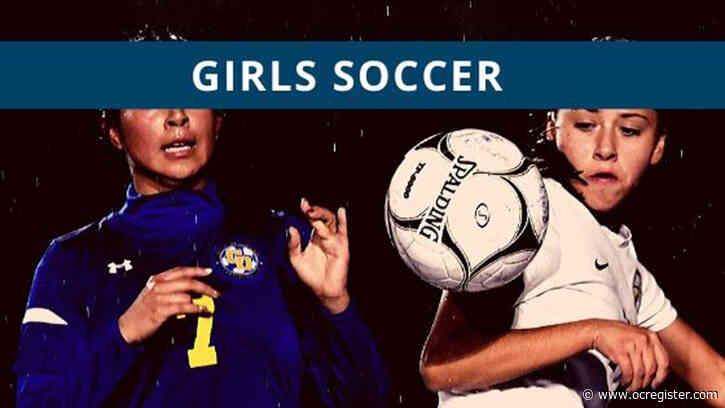 CIF-SS girls soccer polls: Monday, Dec. 9