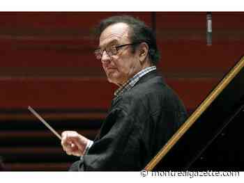 Charles Dutoit not a member of Order of Montreal, city says