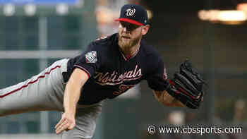 Fantasy Baseball: Nationals give Stephen Strasburg record contract, but is he really an ace?