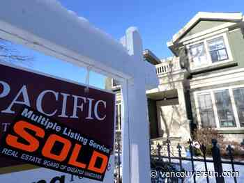Metro Vancouver single-family home values plunge