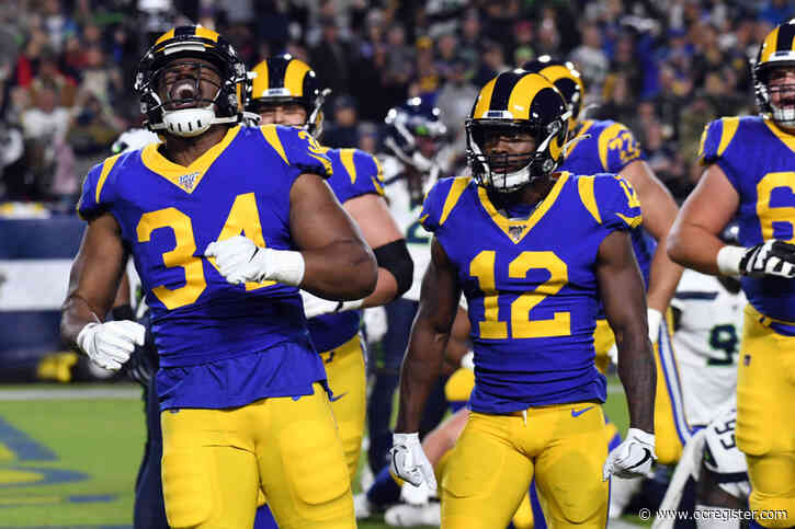 Rams win big when they stop wasting chances, and roll 7s early