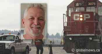 'The obvious question is how': Family of CP Rail worker killed in Port Coquitlam seeks answers