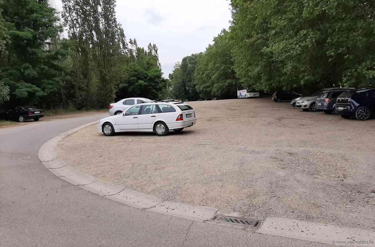 Na heraanleg parking basiliek is er plaats voor 180 auto's