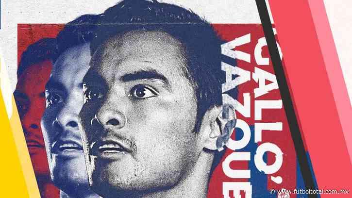 OFICIAL: Gallito Vázquez vuelve a Chivas