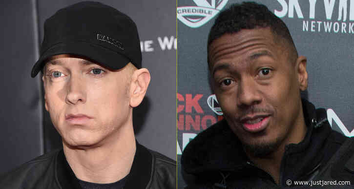 Eminem Claps Back After Nick Cannon Releases Diss Track