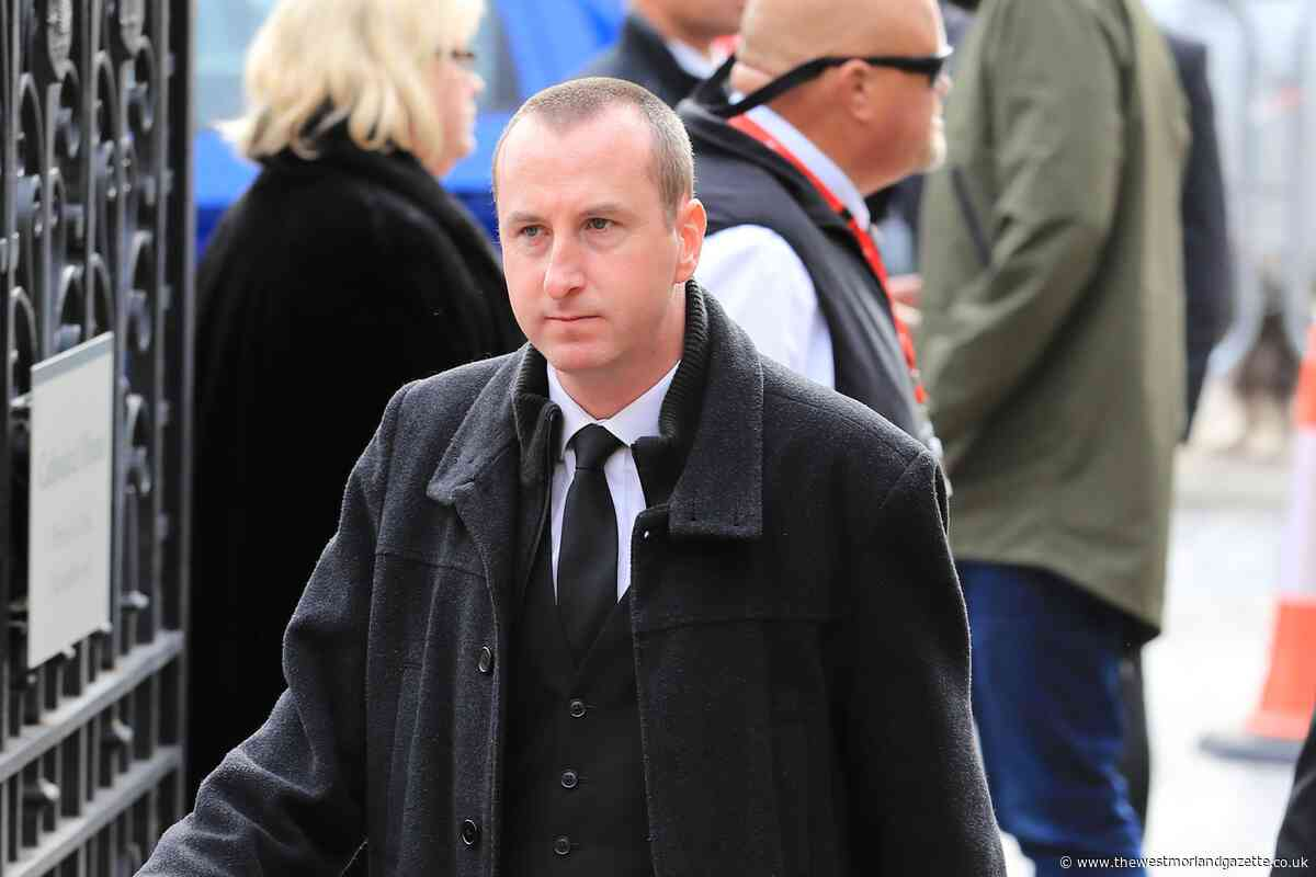 Andy Whyment says I'm A Celebrity fame will not change him