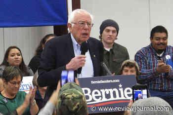 Sanders talks mining, Medicare on Monday