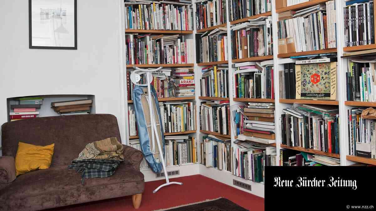Irgendwann sinkt über den Büchern nur noch Staub nieder