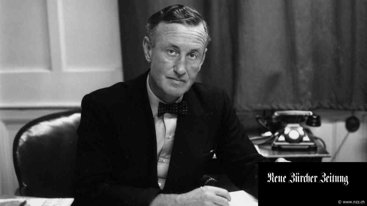 Sie küssten sich und schlugen sich: Briefe von James-Bond-Autor und seiner Geliebten