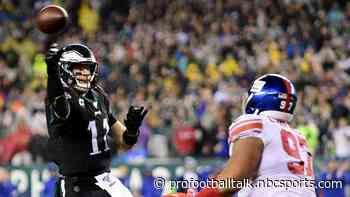 Zach Ertz caps Eagles rally with overtime TD in 23-17 win over Giants