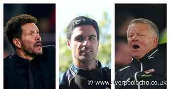Mikel Arteta, Diego Simeone and who should be Everton's next permanent manager