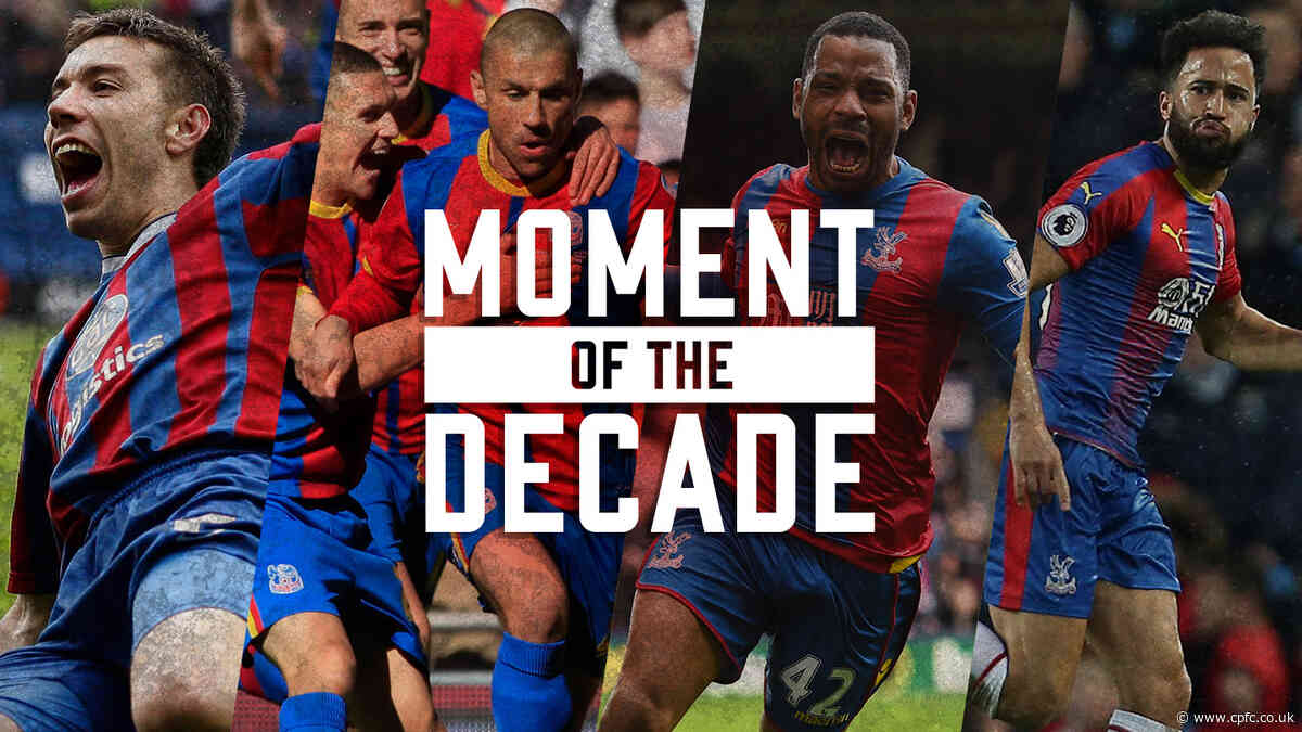 Vote for your Moment of the Decade