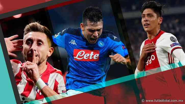 ¿Qué necesitan los mexicanos para clasificar a octavos de la Champions League?