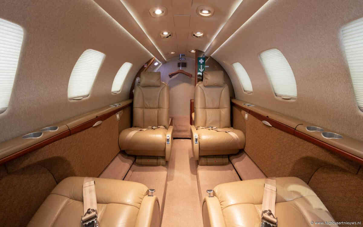 ASL neemt vierde Cessna Citation CJ1+ in ontvangst