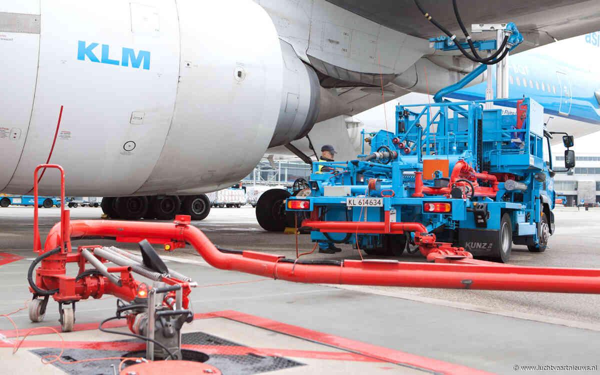KLM koopt biobrandstof in bij Neste