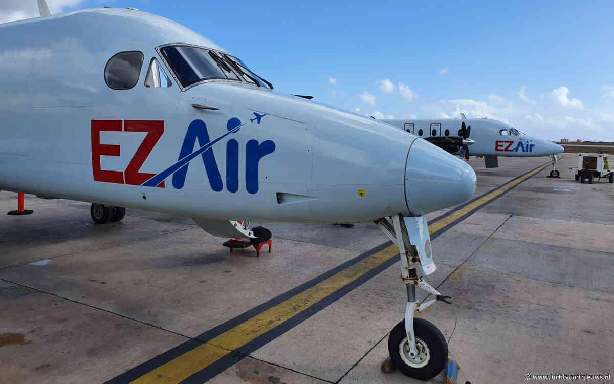 EZ Air start lijndienst tussen Curaçao en Colombia