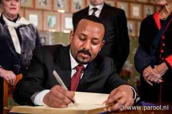 Nobelprijswinnaar Abiy heeft krediet in thuisland Ethiopië bijna verspeeld