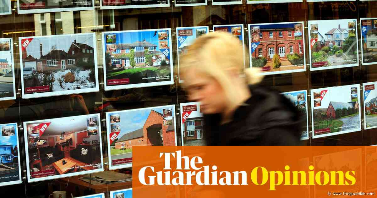This election has missed the chance to try to solve Britain's broken housing system | David Madden