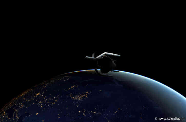 Europese ruimtevaartorganisatie gaat als eerste daadwerkelijk haar ruimteafval opruimen